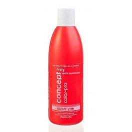 Touch Шампунь-нейтрализатор для волос после окрашивания ConceptConcept<br>Производство: Германия После процедуры химического окрашивания волосы нуждаются в специальном уходе и очищении, обеспечить которое способен профессиональный шампунь-нейтрализатор color neutralizer shampoo от Concept. Его основная задача &amp;ndash; нейтрализовать оставшийся на волосах щелочной компонент красителей и восстановить природный для волос уровень pH.<br>Использование шампуня Concept color neutralizer shampoo поможет остановить остаточный процесс окисления после проведенных агрессивных химических процедур и прекрасно зафиксировать их результат. Средство может применяться после химической завивки или выпрямления волос, после окрашивания или осветления. Высокое качество, входящих в его состав компонентов, максимально снизят вред нанесенный волосам во время процедур, поможет им легче адаптироваться к новому состоянию.<br>Шампунь обладает прекрасным кондиционирующим эффектом. После его применения волосы становятся послушными и шелковистыми, легче укладываются и хорошо держат объем. Глубокий увлажняющий эффект средства направлен на максимальное насыщение волос жизненно необходимой им влагой и препятствует ломкости и сухости.<br>Способ применения: на влажные волосы нанести необходимое количество шампуня Concept color neutralizer shampoo и взбить в пену легкими массажными движениями. Смыть водой.<br><br>Линейка: Touch Шампунь-нейтрализатор для волос после окрашивания Concept<br>Объем мл: 100<br>Пол: Женский