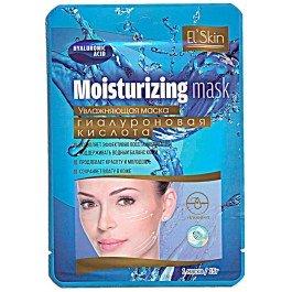 Гиалуроновая кислота ElskinElskin<br>Маска предназначена для глубокого увлажнения кожи любого типа, особенно рекомендуется для ухода за обезвоженной, сухой, утратившей сияние кожей. Благодаря тонкой текстуре, которая обеспечивает плотное прилегание, и высокой концентрации активных компонентов маска обеспечивает как мгновенный увлажняющий эффект, так и долговременное стабильное гидратирующее действие, повышает защитный потенциал клеток, восстанавливает естественные механизмы увлажнения кожи.<br>Гиалуроновая кислота способствует эффективному восстановлению гидробаланса эпидермиса, способствует повышению тургора и эластичности кожи, улучшению ее тона, коррекции возрастных изменений кожи лица.<br><br>Линейка: Гиалуроновая кислота Elskin<br>Объем мл: 24<br>Пол: Женский