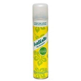 Tropical шампунь сухой BatisteBatiste<br>Batiste Dry Shampoo Tropical Сухой шампунь Тропический<br>Сухой шампунь Batiste устраняет жирность корней, придавая скучным и безжизненным волосам необходимый блеск, без использования воды.&amp;nbsp;Быстро освежает и повышает силу волос, придает телу волоса и текстуру и оставляет ощущение чистоты и свежести.<br>Идеален для использования, когда у вас нет времени мыть голову обычным шампунем.Сухой шампунь быстро и эффективно абсорбирует грязь и жир, тем самым очищая волосы.Простота в использовании: нанесите шампунь на сухие волосы и через несколько минут причешитесь.И волосы вновь чистые и мягкие!<br>Способ применения: распылите сухой шампунь на волосы на расстоянии 30 см.Помассируйте голову несколько минут. Во время массажных движений пальцами сухой шампунь проникает в стержень волоса, абсорбирует грязь и жир, тем самым восстанавливая его.Причешитесь и ваши волосы снова мягкие и чистые. <br>Купить  Batiste Batiste Tropical шампунь сухой в интернет-магазине Euro-cosmetics.ru: позвонив по телефонам +7 (495) 369-06-79,<br> 8 (800) 301-03-75, написав на почту sale@euro-cosmetics.ru, или через корзину на сайте.<br><br>Линейка: Tropical шампунь сухой Batiste<br>Объем мл: 50<br>Пол: Мужской