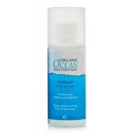Organic OceanOrganic Ocean<br>Производство: Израиль &amp;lt;p&amp;gt;Освежающий лосьон-тоник для лица Organic Ocean легко и эффективно удаляет внешние загрязнения, остатки макияжа и следы избыточного выделения себума, придает коже свежий вид.&amp;lt;/p&amp;gt;.<br>        <br>Освежающий лосьон-тоник для лица Organic Ocean. Морские экстракты водорослей алярии и пальвеции желобчатой сохраняют естественный кислотно-щелочной баланс кожи, подготавливают ее к применению увлажняющего средства. Омолаживающий Био-комплекс NESTAPURE и HYSSOPUS обладают мощным антибактериальным действием, стимулируют процессы обмена веществ, ускоряют обновление клеток и защищают кожу от внешних неблагоприятных факторов. Тоник очищает, смягчает, гарантирует вашей коже ощущение гармонии и чистоты.<br>Способ применения: нанести на кожу лица и шеи непосредственно после умывания с помощью ватного диска.<br>Состав: Сок листьев алоэ, глицерин растительный, этанол, кокоил пролина, алярии экстракт, триглицерид каприлик, пельвеции желобчатой экстракт, вода, буддлеи Давида экстракт, экстракт цветов и листьев тимьяна, экстракт иссопа, бензоат натрия, сорбат калия, масло из семян инка-инче, лимонная кислота, п-анисовая кислота, бензиловый спирт, бензила бензоат, бензила салицилат, цитраль, цитронеллол, фарнезол, гераниол, лимонен, линалоол.<br><br>Линейка: Organic Ocean<br>Объем мл: 150<br>Пол: Женский