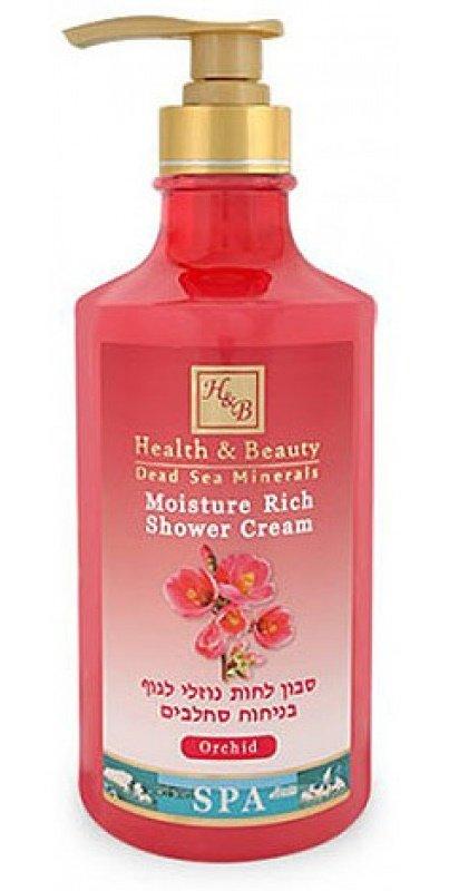 Health&amp; BeautyHealth &amp; Beauty<br>Производство: Израиль Особая формула обеспечивает нежный уход за кожей и придает ощущение свежести на весь день. Крем-гель обладает ароматерапевтическим успокоительным эффектом, нейтрализует вредное воздействие жесткой воды, делает кожу мягкой, упругой и бархатистой на ощупь, придавая ей после купания волшебный аромат и чудесное ощущение свежести и обновления.&amp;nbsp;В состав крем-геля для душа входят масло ши, оливковое масло и мед, облепиховое масло, а также масло виноградных косточек, масло жожоба, экстракт алоэ вера, миндальное масло, витамин Е и активные минералы Мертвого моря.&amp;nbsp;Способ применения:&amp;nbsp;для максимального очищения и питания кожи вылить значительное количество средства в ладонь или на кожу, нанести массирующими движениями на влажную кожу до появления пены и тщательно смыть.<br><br>Линейка: Health&amp; Beauty<br>Объем мл: 780<br>Пол: Унисекс