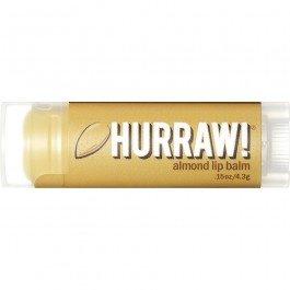 Hurraw! Almond Lip Balm Hurraw!Hurraw!<br>Hurraw! Lip Balm Almond &amp;mdash; 100% натуральный бальзам для губ.<br>Все бальзамы производятся из чистого органического масла, которое добывается при температуре, позволяющей всем веществам сохранять свои полезные свойства. Такой способ получения масла дольше, но и результат в тысячу раз лучше. При производстве не используются синтетические ароматизаторы, только НАТУРАЛЬНЫЕ!!! Овальная форма упаковки создана специально для того, чтобы бальзам было удобнее носить в заднем кармане джинс.<br>Главным компонентом бальзама является свежевыжитое масло миндальных орехов, выращенных в Калифорнии. Миндальное масло очень широко используется в косметологии &amp;ndash; встречается во многих кремах, масках, шампунях и т.д. И это не просто так! Оно обладает очень высокими целебными и лечебными свойствами &amp;ndash; омолаживает, заживляет, питает. <br>Бальзам для губ помогает восстановить сухие, потрескавшиеся губы и снимет раздражение от герпеса. Миндальный бальзам со сливочной текстурой оставит нежный и при этом стойкий аромат на ваших губах!<br>&amp;nbsp; <br>Купить  Hurraw! Бальзам для губ Hurraw! Almond Lip Balm в интернет-магазине Euro-cosmetics.ru: позвонив по телефонам +7 (495) 369-06-79,<br> 8 (800) 301-03-75, написав на почту sale@euro-cosmetics.ru, или через корзину на сайте.<br><br>Линейка: Hurraw! Almond Lip Balm Hurraw!<br>Объем мл: 4,3<br>Пол: Женский