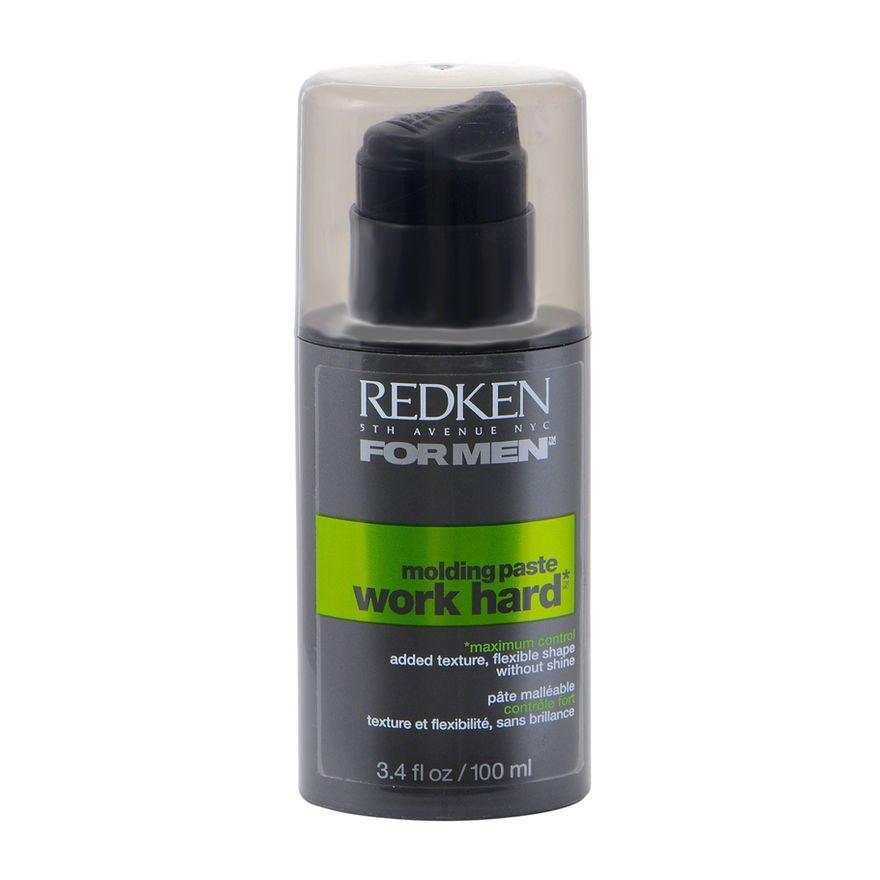 RedkenRedken<br>Производство: США Компания Redken выпустила специальную мужскую линию косметики. Волосы у мужчин ещё больше, чем у женщин, нуждаются в уходе, увлажнении и питании, в силу своих особенностей. Кроме того, многие молодые люди выбирают прически с удлиненными волосами, что требует ещё большей заботы о них.&amp;nbsp;<br>Паста для подвижной укладки от Redken &amp;ndash; отличное решение для тех, кто любит всегда выглядеть идеально и стильно. Благодаря своей легкой текстуре, паста совершенно незаметна на волосах. Вместе с тем, она отлично фиксирует прическу, не позволяя погоде нарушать особенный образ.&amp;nbsp;<br>После применения средства волосы приобретают мягкость, блеск, здоровый и красивый вид, а также, становятся приятными на ощупь. К тому же, косметика от Redken прекрасно ухаживает за волосами, восстанавливает их здоровье и возвращает силу.&amp;nbsp;<br>Используя пасту Redken, мужчина всегда будет оставаться на высоте, и чувствовать себя комфортно и уверенно в любой ситуации. Паста Redken незаменима для мужчин, которые живут в быстром ритме и, к тому же, всегда должны выглядеть презентабельно. Данное средство подойдет как для ежедневного использования, так и для особых случаев, связанных с торжественными мероприятиями или деловыми встречами.&amp;nbsp;<br>Активные компоненты: углероды, полимеры для фиксации.&amp;nbsp;<br>Способ применения: для достижения требуемого результата нанесите пасту на слегка влажные либо уже сухие волосы и смоделируйте необходимую прическу. За счет своего состава, пенка быстро высыхает и дает мгновенный результат. В состав средства также входят парфюмерные составляющие, поэтому волосы в течение дня будет источать ненавязчивый аромат свежести.&amp;nbsp;<br><br>Линейка: Redken<br>Объем мл: 100<br>Пол: Унисекс