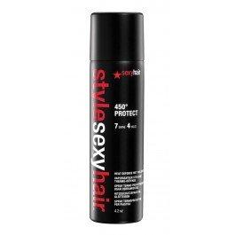 Sexy HairSexy Hair<br>Спрей средней фиксации разглаживает и кондиционирует волосы, эффективно защищая от воздействия высоких температур (до 230&amp;deg; С) при использовании утюжков и плоек. Очень легкий, делает волосы гладкими и сияющими на продолжительный срок.<br>Активные ингредиенты создают невидимый барьер термическому воздействию, что позволяет не беспокоиться о здоровье волос при любом способе укладки и не воздерживаться от любых экспериментов со стилем. Идеален для выпрямления волос утюжком.&amp;nbsp;<br>Способ применения: равномерно нанесите на влажные волосы для защиты от горячего потока воздуха при использовании фена. Распылите спрей по всей длине сухих волос для термозащиты при использовании плойки или утюжка.<br><br>Линейка: Sexy Hair<br>Объем мл: 600<br>Пол: Унисекс