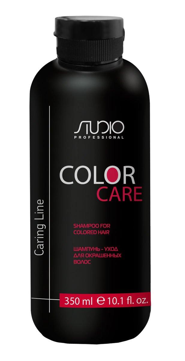 Color Care серииCaring Line KapousKapous<br>Производство: Италия Входящие в состав шампуня витамин Е и биологически активные компоненты злаков способствуют сохранению яркости цвета, удерживая и защищая цвет окрашенных волос на молекулярном уровне, а молочные протеины прекрасно восстанавливают поврежденную при окрашивании кутикулу волоса.<br>Шампунь - уход для окрашенных волос &amp;laquo;Color Care&amp;raquo; Kapous&amp;nbsp;создан на основе аминокислот и гидролизованных белков пшеницы, обеспечивает прекрасный уход окрашенным волосам и полноценное питание корней волос.<br>Тщательно подобранные моющие компоненты растительного происхождения восстанавливают естественный РН - баланс, бережно увлажняя волосы по всей длине, обеспечивают питательными и увлажняющими веществами, необходимыми для роста сильных и здоровых волос.<br>Результат: после применения шампуня волосы приобретают более здоровый и ухоженный вид, становятся шелковистыми, послушными при укладке. При регулярном применении волосы приобретают здоровый блеск, эластичность, устойчивость к выгоранию.<br>Способ применения: нанесите небольшое количество шампуня на влажные волосы. Вспеньте, распределяя по всей длине волос в течение 2-4 минут, смойте теплой водой. При необходимости повторите процедуру. После мытья нанесите на волосы бальзам для окрашенных волос &amp;laquo;Color Care&amp;raquo; серии &amp;laquo;Caring Line&amp;raquo;<br><br>Линейка: Color Care серииCaring Line Kapous<br>Объем мл: 350<br>Пол: Женский