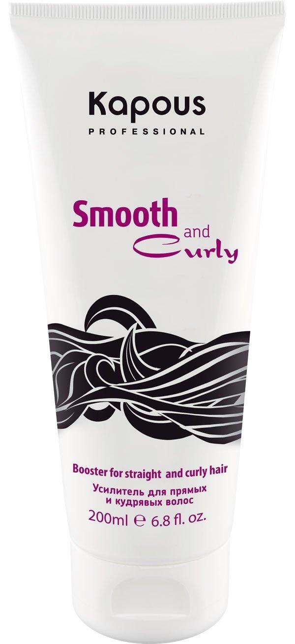 Amplifier KapousKapous<br>Производство: Италия Усилитель двойного действия «Amplifier» сильной фиксации для прямых или кудрявых волос предназначен для создания эффекта прямых волос или упругих локонов. Благодаря  экстракту цитрусовых волосы приобретают выраженный блеск и шелковистость.<br>        <br>Усилитель двойного действия &amp;laquo;Amplifier&amp;raquo; сильной фиксации для прямых или кудрявых волос предназначен для создания эффекта прямых волос или упругих локонов.<br>Средство подходит для всех типов волос и обеспечивает достижение очевидного результата длительного действия, не утяжеляя волосы.&amp;nbsp;<br>Результат: волосы станут абсолютно гладкими (длительный эффект) или с четко оформленными локонами.<br>Благодаря&amp;nbsp;&amp;nbsp;экстракту цитрусовых волосы приобретают выраженный блеск и шелковистость.<br>Способ применения:<br><br>для усиления завитков:&amp;nbsp;Необходимое количество средства нанести по всей длине на влажные волосы, аккуратно расчесать, равномерно распределяя, высушить феном с использованием диффузора.&amp;nbsp;<br>для эффекта гладких волос:&amp;nbsp;необходимое количество средства нанести по всей длине на влажные волосы, аккуратно расчесать, равномерно распределяя, высушить феном с использованием брашингов, выгладить &amp;laquo;утюжками&amp;raquo; по всей длине для получения безукоризненно гладких и сияющих волос с длительным эффектом.<br><br><br>Линейка: Amplifier Kapous<br>Объем мл: 200<br>Пол: Женский