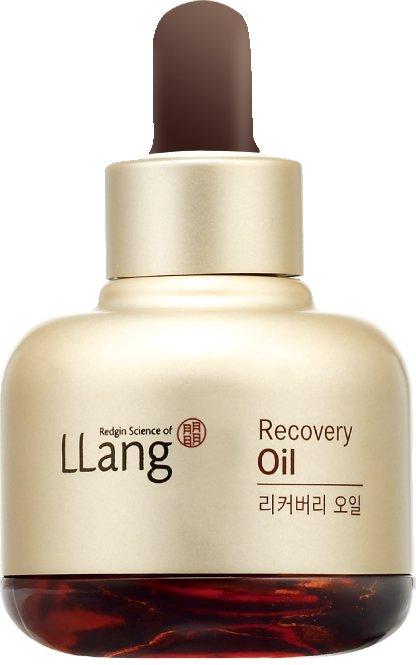 LlangLlang<br>Масло-сыворотка LLang Recovery Oil&amp;nbsp;с экстрактом женьшеня.<br>Общеукрепляющее масло-сыворотка для ухода за сухой, огрубевшей кожей.&amp;nbsp;Легкая, быстрорастворимая текстура средства быстро успокаивают кожу. Масло стимулирует обновление клеток, дает интенсивное питание и увлажнение.<br>Для достижения эффекта от средства достаточно всего пары капель масла.<br>После применения продукта кожа становится одновременно мягкой, гладкой, свежей, повышается ее упругость и сияние. Богатый витаминный состав масла-сыворотки обеспечивает антиоксидантную защиту от свободных радикалов.<br>Содержит масло красного женьшеня, которое омолаживает и освежает кожу. Концентрированные ингредиенты красного женьшеня мгновенно расслабляют, восстанавливают красоту и поддерживают яркий тон кожи, содействуют снижению гиперпигментации.<br>Способ применения:<br><br>Нанесите 2-3 капли масла на кожу, прежде всего на сухие участки.<br>Аккуратно распределите масло.<br><br>Меры предосторожности:<br><br>При появлении раздражений, покраснений, сыпи и прочих аллергических реакций немедленно прекратите использование продукта. Проконсультируйтесь с врачом при осложнениях.<br>Не применять средство на открытые участки ранений, ссадин и раздражений.<br>При попадании средства на глаза, немедленно промойте теплой водой.<br><br><br>Линейка: Llang<br>Объем мл: 50<br>Пол: Женский