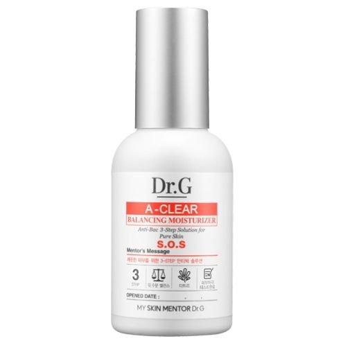 A Clear Dr. GDr. G<br>Балансирующий лосьон соединяет в себе весомое содержание лимонной и тартаровой кислоты. В ней находится много лекарственных элементов. Она без затруднений уничтожает погибшие клетки вашей кожи, генерирует активность сальных частиц и улучшает жидкостный баланс кожи.<br>Имеет абсолютный высокопитательную продуктивность, позволяет коже быть более пластичной, возвращает к жизни дерма элементы, что способствует выравниванию морщин.<br>Высокое содержание экстракта чайного дерева имеет обеззараживающее действие. Средство апробирует все островоспалительные деяния кожного покрова, не дает образовываться нежелательным пигментным ремаркам.<br>Способ применения:&amp;nbsp;легкими движениями пальчиков нанести на поверхность лица.<br><br>Линейка: A Clear Dr. G<br>Пол: Женский