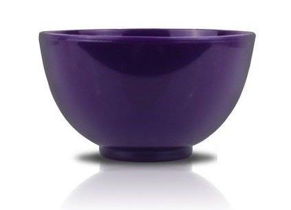 Rubber Ball (Purple) AnskinAnskin<br>Профессиональная чаша для приготовления альгинатных масок Anskin Rubber Ball<br>Это специальная чаша предназначена для смешивания альгинатной маски со специальным активатором или водой. Удобная форма позволяет качественно и быстро смешивать ингредиенты, используя средство без остатка.<br>Чаша Rubber Ball выполнена из высоко-качественного силикона, что исключает вероятность окисления ингредиентов маски. Легко освобождается от остатков маски и моется.<br>Способ применения: используйте чашу по мере необходимости для смешивания масок любого типа. После использования, тщательно промойте чашу и высушите.<br><br>Линейка: Rubber Ball (Purple) Anskin<br>Объем мл: 300<br>Пол: Женский