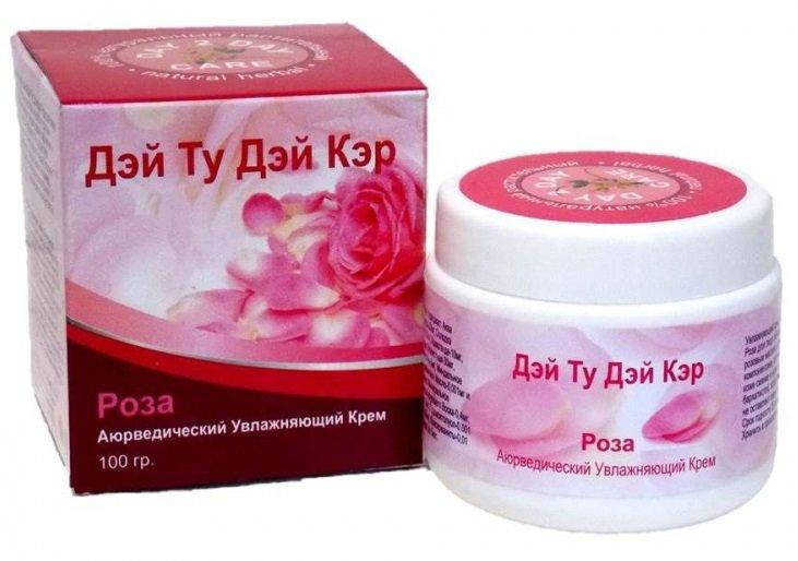 Роза аюрведический Day 2 Day Care 100 мл (жен)