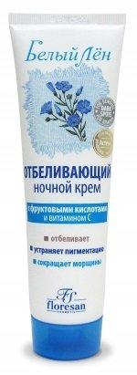 Белый лен, обогащенный витамином С  Флоресан 100 мл (жен)