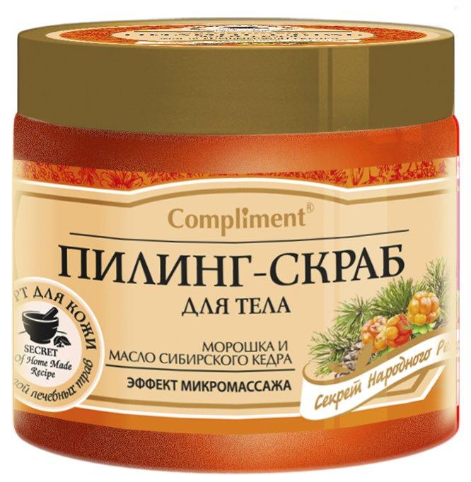 Морошка и масло сибирского кедра Compliment 300 мл (жен)