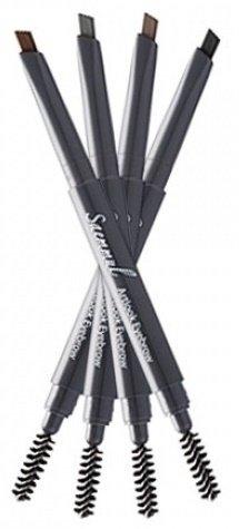 Saemmul Artlook Eyebrow SaemSaem<br>Очень стойкий качественный карандаш, созданный для подчеркивания бровей (+ маленькая щеточка к нему), легок в пользовании: наносится без возникающих проблем, замечательно растушевывается, гарантирует идеально прорисованный макияж, держащийся в течение дня. Этот косметический карандаш весьма отличен от других карандашей своими сверхнасыщенными цветовыми пигментами, суперстойкостью и идеальной термоустойчивостью.<br>Снова, и снова его затачивать не придется; вам будет чужда частая проблема, когда карандаш постоянно крошится. В карандаш для удобства встроена щеточка, которая обеспечивает качественную растушевку тона и удобное расчесывание бровей.<br>Представленные тона:<br><br>Коричневый - 01;<br>Темно-коричневый - 02;<br>Серо-коричневый - 03;<br>Серо-черный - 04.<br><br>Способ применения:&amp;nbsp;карандашом заполните промежутки бровей аккуратными уверенными движениями. Рисунок наложится более естественно при легком пользовании щеточкой.<br>Состав:IRON OXIDES, HYDROGENATED SOYBEAN OIL, HYDROGENATED COCO-GLYCERIDES, IRON OXIDES, MICA, HYDROGENATED VEGETABLE OIL, ZINC STEARATE, IRON OXIDES, STEARIC ACID, COPERNICIA CERIFERA (CARNAUBA) WAX, POLYGLYCERYL-2 TRIISOSTEARATE, TOCOPHEROL, CAPRYLYL GLYCOL, PHENOXYETHANOL, ASCORBYL PALMITATE, HEXYLENE GLYCOL<br><br>Линейка: Saemmul Artlook Eyebrow Saem<br>Пол: Женский