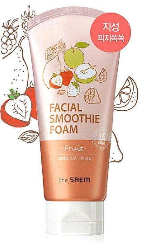 Fruit Facial Smoothie Foam Saem 150 мл (жен)