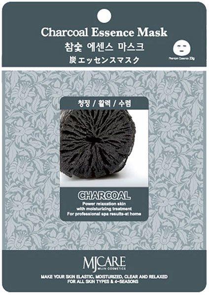 Charcoal Essence Mask MijinMijin<br>Угольная маска для очищения и повышения уровня эластичности кожи. Благодаря интенсивному эффекту, средство моментально абсорбирует загрязнения и токсины, устраняет с поверхности кожи излишки себума. Матирующий эффект дарит коже свежесть. Очищающая тканевая маска производится косметической компанией «MiJin Comestics» («Миджин Косметикс») в Южной Корее. Продукт «Mijin Charcoal Essence Mask» создан ведущими корейскими экспертами. Благодаря активным компонентам он омолаживает и повышает эластичность лица. Маска с абсорбирующим древесным углем, пропитанная концентрированной эссенцией, поглощает токсины, абсорбирует излишки жира, убирает неприятный блеск и возвращает лицу свежесть. Также эффективно удалит поровые загрязнения с омертвевшими и шелушащимися клетками. Способ косметического использования: нанести маску «Миджин» на сухую кожу; расправить, плотно приложить; засечь 15 минут, затем снять от краев. Если частицы маски останутся на лице, разотрите их по лицу касательными движениями пальцев. Маска из натуральной целлюлозы разработана для всех типов кожи, в особенности жирной. Гипоаллергенный продукт борется с угревой сыпью, прыщами и тусклостью кожи. Тканевая маска содержит гаммамелис (бактерицидный эффект, борьба с воспалительными процессами, регуляция салоотделения), алоэ вера, дандур и натуральный аллантоин (смягчение, успокаивающий эффект, предотвращение появления раздражений), гиалуроновая кислота в сочетании с маслом дерева ши даст увлажнение и питание, а шалфей стянет поры. Способ применения: извлеките из упаковки целлюлозную маску, аккуратно поместите ее на сухую кожу, плотно приложите и оставьте на 15 минут. Затем аккуратно снимите маску, начиная от краев. Остатки эссенции разотрите по коже касательными движениями.<br><br>Линейка: Charcoal Essence Mask Mijin<br>Объем мл: 23<br>Пол: Женский