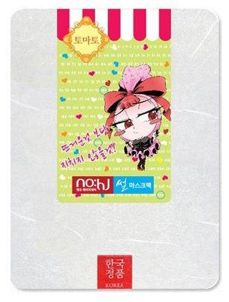 Ssul Mask Candy Girl Shea Butter NohjNohj<br>Лиоцеллевые корейские маски NOHJ обладают значительным преимуществом перед хлопковыми масками от других производителей, так как натуральное целлюлозное волокно лиоцелл (также известное как &amp;laquo;тенцель&amp;raquo; и &amp;laquo;орцел&amp;raquo;) гораздо лучше удерживает влагу, более проницаемо для воздуха и прочное на разрыв даже в мокром виде.Кожа в такой маске лучше дышит и не испытывает дискомфорта, а благодаря повышенной прочности вы можете забыть о разрывах и неаккуратно расползающихся кусков материи в питательной эмульсии.Питательная и увлажняющая маска на основе масла Ши и экстракта томата. Обеспечивает эффективный уход за общим состоянием кожи. Восстанавливает упругость, смягчает эпидермис, дарит свежесть на долгое время. Маска содержит: экстракт алоэ вера, экстракт зеленого чая, экстракт бамбука, сок бамбуковых листьев, солод, экстракт лимона, бифидобактерии, настой лаванды. Подходит всем типам кожи. Способ применения:<br><br>После умывания, перед использованием маски нанесите тоник.<br>Наденьте маску, разгладьте, чтобы не было складок.<br>Через 15-20 мин снимите маску, а остатки эссенции вбейте в кожу мягкими похлопывающими движениями.<br><br><br>Линейка: Ssul Mask Candy Girl Shea Butter Nohj<br>Объем мл: 25<br>Пол: Женский