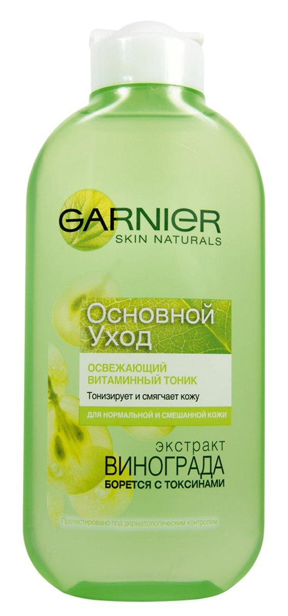 Garnier тоник для лица основной уход
