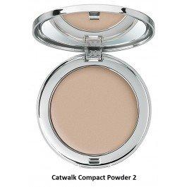 Catwalk  beYubeYu<br>Производство: Германия Компактная пудра Catwalk с комплексом увлажняющих компонентов фиксирует макияж и поддерживает его идеальный вид в течение всего дня. Натуральные оттенки пудры прекрасно адаптируются к цвету лица и совершенно незаметны на коже. Прекрасно матирует кожу, содержит антибактериальные и увлажняющие компоненты. Удобная упаковка с большим зеркалом и спонжем надолго поселится в вашей косметичке. Пудру BeYu можно применять в качестве антисептика в момент периодических высыпаний на лице.<br>        <br>Компактная пудра Catwalk Compact Powder от торговой марки BeYu для любого типа кожи поддерживает идеальный вид макияжа в течение всего дня. Прозрачная, с нежной бархатистой текстурой, пудра полностью адаптируются под цвет лица, придавая коже шелковистость, убирая излишний блеск и сглаживая все недостатки. Макияж получается очень естественным, воздушным и при этом абсолютно незаметным. Комплекс увлажняющих компонентов пудры BeYu Catwalk Compact Powder бережно ухаживает за кожей, а антибактериальные составляющие делают возможным применение пудры в качестве антисептического средства при периодических высыпаниях на лице.<br>Компактный размер и встроенное зеркальце позволяют использовать пудру BeYu Catwalk Compact Powder в любом месте и в любое время. Ее очень удобно брать с собой в дорогу или на вечеринку &amp;ndash; ведь она не займет много места в вашей косметичке, однако позволит без труда поддержать красоту лица.<br>Способ применения: нанесите пудру на чистую кожу лица или поверх основы для макияжа с помощью круглой кисти или спонжа.<br>Состав: Talc, Nylon-12, Caprylic\Caproc Triglyceride, Silca, Zinc Stearate, Isodecyl Neopentanoate, Tetrasodium Edta, Methylparaben, Ethylparaben, Propylparaben, Butylparaben, Sorbic Acid, [+/- (May Contain) Ci 75470 (Carmine), Ci 77491 (Iron Oxides), Ci 77492 (Iron Oxides), Ci 77499 (Iron Oxides)].<br><br>Линейка: Catwalk  beYu<br>Пол: Женский