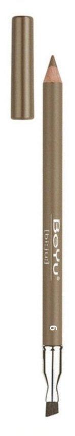Eye Brow Definer  beYubeYu<br>Производство: Германия Без ухоженных бровей макияж не выглядит совершенным. Карандаш для бровей с кисточкой BeYu Eye Brow Definer прекрасно подчеркивает и корректирует форму бровей, создавая идеальный контур. Его мягкая шелковистая текстура и удобная кисть позволяет легко и быстро растушевывать линию. А три натуральных оттенка идеально подойдут любому типу внешности.<br>        <br>Нельзя не согласиться с тем фактом, что брови считаются одной из наиболее главных частей нашего лица. Именно они помогают создать общее впечатление о нашем образе. Поэтому брови, так же, как и глаза или же губы, нуждаются в соответствующем уходе.&amp;nbsp;В связи с этим, предлагаем Вашему вниманию уникальный карандаш для бровей BeYu Eye Brow Definer. Специалисты немецкого косметического бренда оснастили данное декоративное средство особой кисточкой, позволяющей очень аккуратно растушевать карандаш, создав просто идеальную форму.<br>Шелковистая и легкая формула текстуры карандаша делает его использование невероятно приятным. В палитре оттенков предложено три натуральных цвета для разного типа внешности. При использовании данного карандаша, нанесенные линии не создают эффект жирности. Едва соприкасаясь с бровями, карандаш практически не оставляет следа. Возникновения какого-либо раздражения либо неприятных ощущений при использовании этого продукта полностью исключено, так как средство не содержит консервантов и отдушек. Придать образу выразительности можно лишь несколькими штрихами с помощью карандаша для бровей Beyu Eye Brow Definer.<br>Способ применения: брови необходимо причесать и карандашом нанести метки, чтобы правильно и равномерно нанести штрихи. Потом волоски причесываются щеточкой для бровей и наносятся сами штрихи по направлению роста бровей, кисточкой аккуратно растушуйте карандаш.<br> Состав: этилексил изостеарат, неопентил гликоль, диетилексаноат, воск молочая, воск карнауба, магний алюминий силикат, карезин, каолин, нейлон-12, парафин, тальк, ток