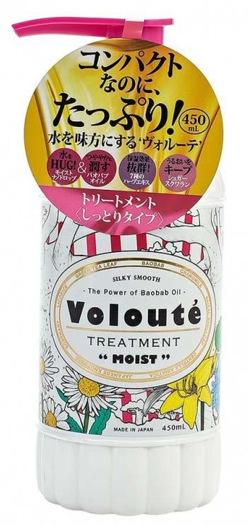 Увлажнение Japan GatewayJapan Gateway<br>Производство: Япония Japan Gateway - японская косметическая компания, которая одна из первых начала производить средства для волос без силикона. Теперь, бережный уход за волосами стал доступен и в домашних условиях. Органичность, натуральность и безопасность продукции Japan Gateway - гарантия красоты на долгое время. Кондиционер «Voloute» - глубоко увлажняет волосы, придавая им великолепный блеск и легкость расчесывания. Уникальная технология соединения силы воды, масла и 7 природных экстрактов трав для кожи головы насыщает ваши волосы влагой от корней до кончиков. Сквалан, добываемый из сахарного тростника, великолепно питает и защи-щает от внешнего негативного воздействия, восстанавливает после повреждения УФ-лучами. Яркая парфюмерная композиция: ягоды, пион, яблоко, лилия, мед, сандал. Рекомендуется использовать вместе с шампунем «Voloute». Способ применения: нанести кондиционер на влажные волосы, на расстоянии 4 - 5 сантиметров от корней. Оставьте на 2 - 3 мин., смойте теплой водой. Состав: вода, глицерин, стеариловый спирт, цетиловый спирт, бехентримониум хлорид, масло рисовых отрубей, масло баобаба, поликватерний -107, (триметилсилил гидролизованный коллаген / PG пропил метилсилан диол) кроссполимер, экстракт пиона молочно-цветковидного, экстракт пиона древовидного, экстракт белой лилии, экстракт центеллы азиатской, экстракт ромашки, экстракт розмарина, экстракт корня солодки, экстракт фаллопии, экстракт листьев чая, экстракт шлемника, яблочная кислота, поликватерниум-7, катионное производное гуаровой камеди, диметикон, высоко фруктозный сироп, BG, лимонная кислота, лимонная кислота Na, метилпарабен, денатурированный спирт, ароматизатор.<br><br>Линейка: Увлажнение Japan Gateway<br>Объем мл: 450<br>Пол: Женский