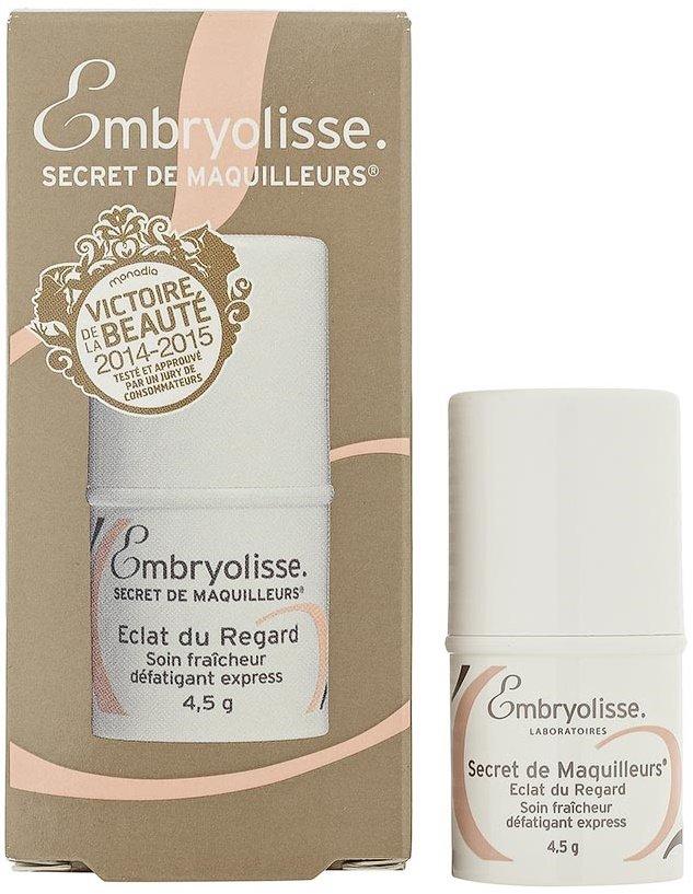 Radiant Eye Express Cooling And Refreshing Eye Care EmbryolisseEmbryolisse<br>Производство: Франция Экспресс-уход для кожи вокруг глаз от Embryolisse расслабляет, дарит ощущение свежести и комфорта. Устраняет следы усталости. Уменьшает отёчность и темные круги. Делает кожу нежной и шелковистой.<br>Способ применения:<br><br>Используйте утром на чистую сухую кожу перед нанесением макияжа.<br>Наносите в течение дня для придания сияния коже вокруг глаз (подходит для использования поверх макияжа).<br>Для усиления охлаждающего эффекта хранить продукт в холодильнике.<br><br>Состав:вода, глицерин, стеарат натрия, ксилитилглюкозид, ангидроксилитол, феноксиэтанол, ксилитол, экстракт дрожжей, порошок листьев алоэ барбадосского, этилгексилглицерин.<br><br>Линейка: Radiant Eye Express Cooling And Refreshing Eye Care Embryolisse<br>Объем мл: 4,5<br>Пол: Женский