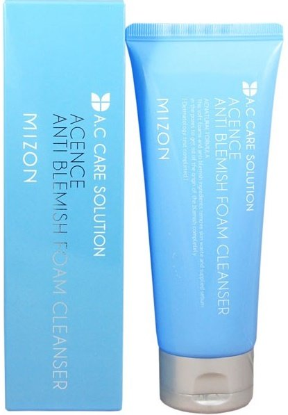 Acence Anti Blemish Foam Cleanser Mizon 150 мл (жен)