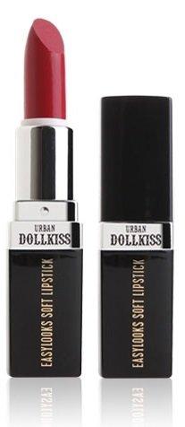 Urban Dollkiss Easylooks soft Lipstick  BaviphatBaviphat<br>Помада для губ с насыщенными оттенками сделает ваши губы привлекательными и соблазнительными.Содержит масло макадамии и масло арганы. Ухаживает и питает кожу губ. Защищает кожу от воздействия солнечного ультрафиолета, препятствует преждевременному старению кожи и раннему появлению возрастных морщин и пигментных пятен.<br>        <br>Помада в десяти разных насыщенных оттенках Urban Dollkiss Easylooks Soft Lipstick украшает ваши губы дарит им влажный естественный цвет и уход. В составе Urban Dollkiss Easylooks Soft Lipstick несколько ухаживающих природных масел, которые, питая кожу губ, восстанавливают и омолаживают её.<br><br>масло макадамии, наполняя кожу губ влагой, активно питает витаминами, являясь одним из мощных природных антиоксидантов, минимизирует влияние процессов, вызывающих старение, потерю тонуса кожи губ, подавляет воздействие свободных радикалов, смягчая и разглаживая их препятствует обезвоживанию, предотвращает растрескивание. Жирные кислоты, которые содержит масло макадамии: олеиновая, пальмитолеиновая, пальмитиновая, линолевая, стеариновая, арахидоновая, арахиновая, эйкозеновая, и другие обеспечивают питание и укрепление структуры кожи губ. Микроэлементы: калий, цинк, селен, медь, витамины B, E, и PP способствуют обновлению и омоложению кожи губ.<br>масло арганы дает смягчающий эффект, питая, увлажняет губы, витамин Е омолаживает, препятствуя старению, жирные кислоты Омега-6 и Омега-9 обеспечивают кожу губ необходимым питанием.<br>сквален сохраняет высокий тонус, разглаживает морщины, фитостеролы поддерживают естественный синтез коллагена, укрепляют эластиновые волокна, стимулируют регенерацию.<br><br>Способ применения:&amp;nbsp;увлажняющую губную помаду наносят на чистую гладкую кожу губ аккуратными плавными движениями по направлению от центра к краям. Чтобы подчеркнуть контур губ используйте карандаш того же оттенка.<br><br>Линейка: Urban Dollkiss Easylooks soft Lipstick  Baviphat<br>Пол: