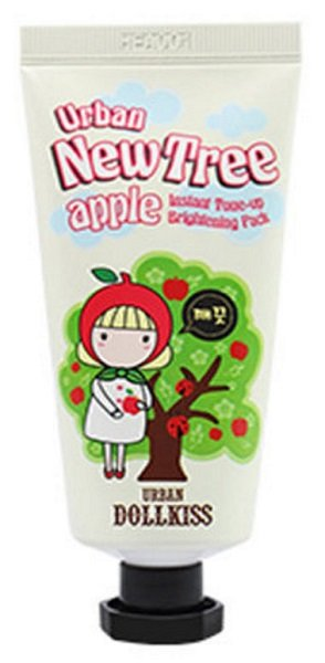 New Tree Apple Instant Tone-up Brightening Pack(mini) Baviphat 30 мл (жен)