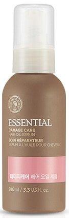 Essential Damage Care Hair Oil Serum The Face ShopThe Face Shop<br>Масло-сыворотка, оказывающее быстрое воздействие на поврежденные волосы, благодаря высокой концентрации и проникающей способности активных компонентов. Позволяет в короткие сроки решить различные проблемы волос.&amp;nbsp;Активные компоненты в составе средства усиливают метаболические процессы внутри волос, что приводит к их ускоренному росту, помогает справиться с ломкостью и выпадением, избавляет от тусклости и секущихся кончиков.<br>Средство содержит&amp;nbsp;комплекс из 5 натуральных масел (кокоса, оливы, подсолнечника, сафлоры и ши). Насыщенная формула позволяет не только максимально напитать волосы необходимыми компонентами, но и оказывает выраженное восстанавливающее и реконструирующее действие, заполняет пустоты в структуре волос, благодаря чему они становятся гладкими и шелковистыми.<br><br>Кокосовое масло прекрасно восстанавливает поврежденные волосы, стимулирует их рост, дарит им блеск и эластичность, мягкость и упругость.<br>Оливковое масло особенно незаменимо для поврежденных и пересушенных волос после окрашивания и химической завивки. Масло улучшает структуру волос, разглаживает кутикулу, упрощает расчесывание.<br>Остальные масла в составе средства не менее полезны для волос, усиливают оздоравливающее и восстанавливающее действие средства.<br><br>Масло, помимо восстанавливающих свойств, обладает еще одним прекрасным свойством воздействовать на психоэмоциональное состояние.&amp;nbsp;Эфирные масла цитруса, лаванды, иланг-иланга, жасмина и кедра дарят волосам изысканный, утонченный, богатый шлейф ароматов, а также улучшают настроение, повышают иммунитет.<br>Действие сыворотки продолжается в течение долгого времени, при нанесении утром весь день волосы защищены от различных вредных воздействий. Кроме того, они становятся послушными, легче укладываются и лучше держатся в прическе, оставаясь при этом естественными.<br>Так как концентрированное масло-сыворотка оказывает мощное воздействие и зам