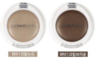 N.E SingleShadow(Cream)  The Face ShopThe Face Shop<br>Любите изысканный макияж и отличаетесь особым вкусом на средства декоративной косметики? Обратите внимание на восхитительные кремовые тени для век Single Shadow Cream от южнокорейского бренда The Face Shop. Их роскошная текстура, насыщенный цвет и высокая стойкость придутся по душе даже самым изощренным ценительницам косметики!<br>Нежнейшая текстура данного продукта ложится на поверхность век идеально ровным и бархатистым покрытием, очень легко растушевывается и позволяет делать необычайно плавные переходы между оттенками и контролировать плотность цвета. Особенная формула средства способствует тому, что тени не размазываются и не скатываются в течение целого дня, сохраняя свою насыщенность и яркость.<br>Способ применения:&amp;nbsp;с помощью аппликатора или кисточки легким движением равномерно нанести на веки глаз, выбранный вами оттенок теней, хорошо растушуйте. Старайтесь наносить тени равномерно, используя небольшое количество. Используйте влажный аппликатор для более интенсивного макияжа. Для каждого оттенка теней используйте отдельный аппликатор.<br><br>Линейка: N.E SingleShadow(Cream)  The Face Shop<br>Пол: Женский