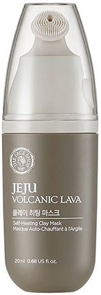 Jeju Volcanic Lava Self-Heating Clay Mask The Face Shop 20 мл (жен)