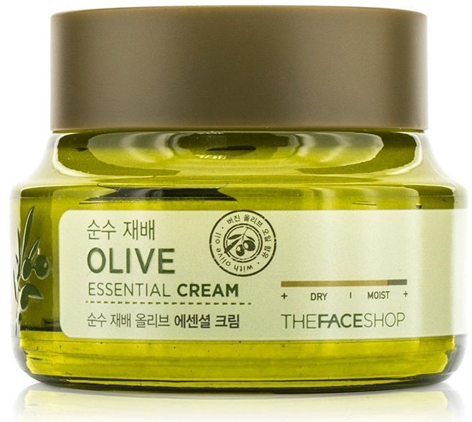 Olive Essential Cream The Face Shop 50 мл (жен)