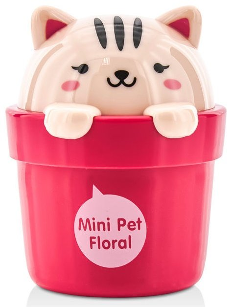 Lm.Mini Pet Hand Cream 03 White Floral The Face Shop 30 мл (жен)