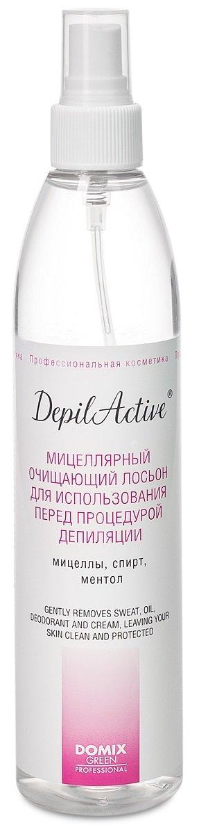 DomixDomix<br>Производство: Россия Лосьон обезжиривает, охлаждает кожу, снижает болевые дискомфортные ощущения при процедуре депиляции. Мицеллы растворяют и удаляют косметические средства и загрязнения с поверхности кожи, обеспечивают при этом адгезию волоса с воском.<br>Способ применения: предварительно встряхнуть, нанести небольшое количество лосьона на поверхность кожи. Провести очищение кожи с помощью нетканой салфетки. Для небольших участков (лицо, бикини, подмышки) рекомендуется предварительное нанесение на нетканую салфетку. Приступить к депиляции после впитывания лосьона.<br>Возможно выпадение естественного осадка.<br>В составе: мицеллы, спирт, ментол<br><br>Линейка: Domix<br>Объем мл: 320<br>Пол: Женский