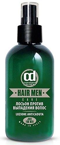 Constant DelightConstant Delight<br>Производство: Италия Регенерирующий лосьон поможет быстро оздоровить слабые и безжизненные волосы.<br>        <br>Регенерирующий лосьон предназначен специально для мужчин и для борьбы с сильно поврежденными волосами. Средство гарантирует эффективную защиту волос от воздействия внешних негативных факторов и придает прическе блеск и уход.<br>Специальный комплекс витамина Н укрепляет луковицы, пробуждая безжизненные волосы, предотвращает их пересыхание и активирует микроциркуляцию. Содержит экстракты кипариса зеленого и японской софоры, ментоловое масло, камфора. Средство необходимо использовать курсом и рассчитан на месяц.<br>Способ применения: после использования регенерирующего шампуня нанесите лосьон массирующими движениями на чистую кожу головы. Не смывайте.<br><br>Линейка: Constant Delight<br>Объем мл: 100<br>Пол: Унисекс