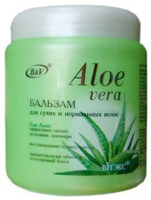 Vera Бальзам для сухих и нормальных волос Витекс 450 мл (жен)