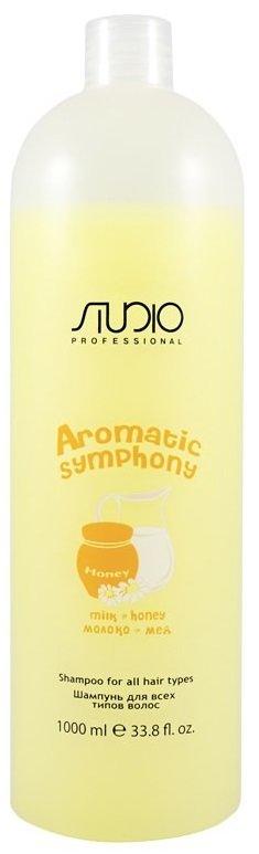 Молоко и мёд Aromatic Symphony KapousKapous<br>Производство: Италия Применение бальзама &amp;mdash; привычная процедура, которая обеспечивает волосам дополнительный уход, делает их мягкими и шелковистыми, облегчает расчесывание и придает блеск. При ежедневном мытье головы средство необходимо выбирать самое мягкое, щадящее и эффективное. Эксперты бренда Kapous Professional рекомендуют бальзам &amp;laquo;Молоко и мед&amp;raquo; &amp;mdash; он подходит для частого применения.<br>В составе формулы бальзама присутствуют фруктовые кислоты, которые идеально смягчают верхний слой каждого волоска, способствуют улучшению эластичности и упругости прядей. Пшеничные протеины &amp;mdash; источник энергии и питательных веществ, благодаря которым появляется блеск, волосы становятся более прочными. Мед и молоко &amp;mdash; классическое сочетание ингредиентов, которые являются источником жизненной энергии и силы. Бальзам универсальный &amp;mdash; он подходит для ежедневного ухода в домашних и салонных условиях.<br>Способ применения: на вымытые шампунем волосы нанести необходимое количество бальзама, равномерно распределить, оставить на 2-4 минуты, смыть обильным количеством теплой воды.<br><br>Линейка: Молоко и мёд Aromatic Symphony Kapous<br>Объем мл: 1000<br>Пол: Женский