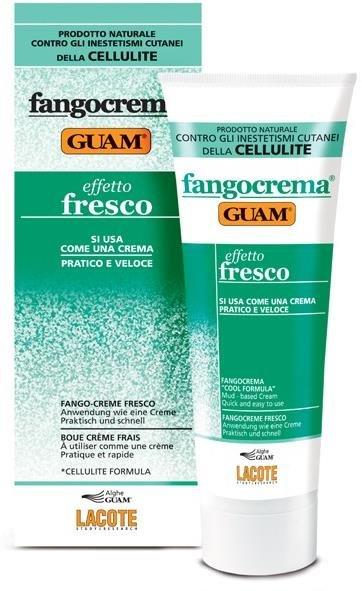 Fangocrema GuamGuam<br>Производство: Италия Эффективно  устраняет поздние стадии целлюлита, безопасен при сосудистых звёздочках и  варикозном расширении вен.Создан на основе полезных свойств водорослей,  вулканической пыли и фитоэкстрактов, которые содержат в себе широкий спектр  минеральных веществ, биологических активных ингредиентов, способствующих  усилению водно-жирового обмена, оттоку избыточной жидкости, расщеплению жиров  и укреплению кожи.<br>        <br>Эффективно устраняет поздние стадии целлюлита, безопасен при сосудистых звёздочках и варикозном расширении вен.Создан на основе полезных свойств водорослей, вулканической пыли и фитоэкстрактов, которые содержат в себе широкий спектр минеральных веществ, биологических активных ингредиентов, способствующих усилению водно-жирового обмена, оттоку избыточной жидкости, расщеплению жиров и укреплению кожи.<br>Способ применения: наносить на кожу ягодиц и бёдер вбивающими похлопывающими движениями до полного впитывания 1-2 раза в день.<br><br>Линейка: Fangocrema Guam<br>Объем мл: 250<br>Пол: Женский