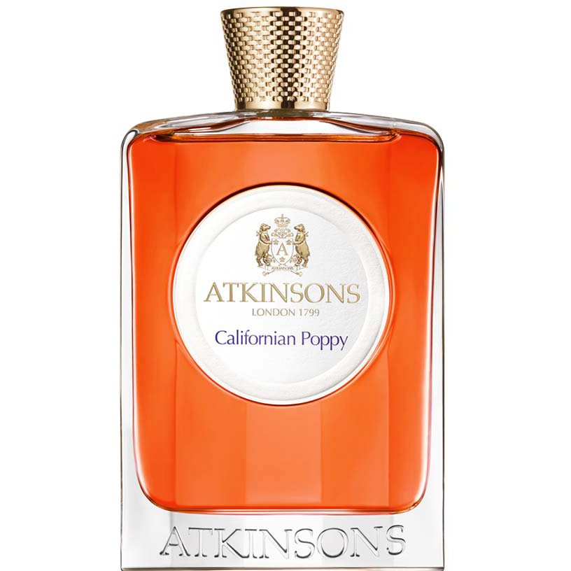 California PoppyAtkinsons<br>Год выпуска: 2017 Производство: Великобритания Семейство: цветочные древесно-мускусные Верхние ноты:  Лимон, Бергамот, Жасмин, Розовый перец Средние ноты:  Апельсиновый цвет, Калон Базовые ноты:  Белый кедр, Мускус, Ладан California Poppy (new) Atkinsons &amp;mdash; это аромат для женщин, он принадлежит к группе цветочные древесно-мускусные. Это новое издание: California Poppy (new) выпущен в 2017 году. Верхние ноты: Лимон, Бергамот, Жасмин и Розовый перец; средние ноты: Мак, Апельсиновый цвет и Калон; базовые ноты: Белый кедр, Мускус и Ладан.<br><br>Линейка: California Poppy<br>Объем мл: 100<br>Пол: Женский<br>Аромат: цветочные древесно-мускусные<br>Ноты: Лимон, Бергамот, Жасмин, Розовый перец,  Апельсиновый цвет, Калон,  Белый кедр, Мускус, Ладан<br>Тип: парфюмерная вода-тестер<br>Тестер: да