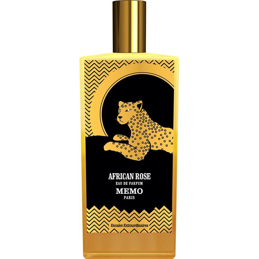 African RoseMemo<br>Год выпуска: 2017 Производство: Великобритания Семейство: кожаные Верхние ноты:  кардамон, Шафран, Бергамот, Тмин, Роза, Пачули, Герань, Ветивер, кожа &amp;nbsp;<br><br>Линейка: African Rose<br>Объем мл: 75<br>Пол: Унисекс<br>Аромат: кожаные<br>Ноты: кардамон, Шафран, Бергамот, Тмин, Роза, Пачули, Герань, Ветивер, кожа<br>Тип: парфюмерная вода<br>Тестер: нет