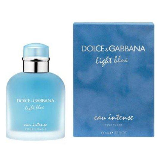 Light Blue Eau Intense Pour Homme Light Blue Eau Intense Pour Homme 100 мл (муж)