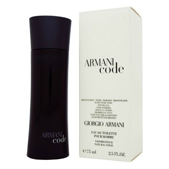 Code Pour Homme Code Pour Homme 75 мл тестер (муж)