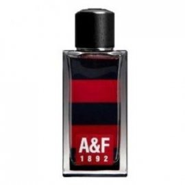 A&F 1892 Red 1289 ����