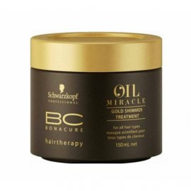 Маска для волос BC Oil Miracle Gold Shimmer Treatment (750 мл) от Schwarzkopf 8190 фото