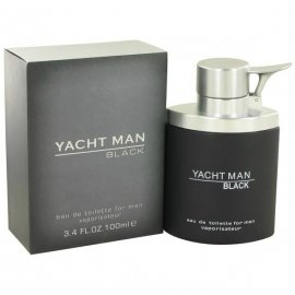 Yacht Man Black 4539 фото
