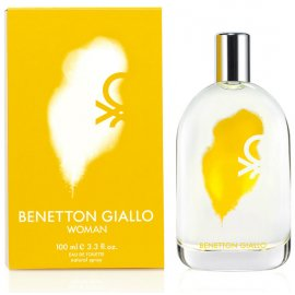 Benetton Giallo Woman 4589 фото