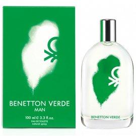 Benetton Verde Man 4591 фото