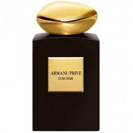 Armani Prive Cuir Noir 5227 ����