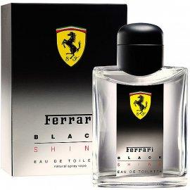 Scuderia Ferrari Black Shine 5842 фото