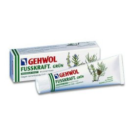 Бальзам для ног Fusskraft Green от Gehwol 6006 фото